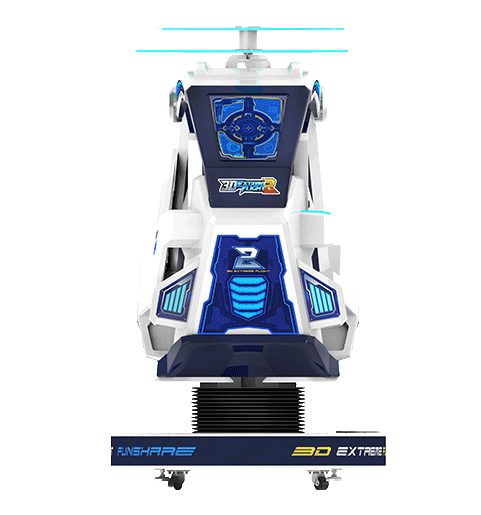 3D极限飞行2代